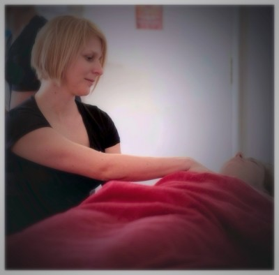 Amma fusion deep tissue trigger point therapy